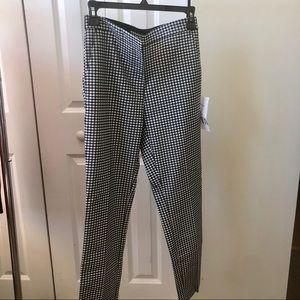 Zara Elastic Waistband Pants NWT
